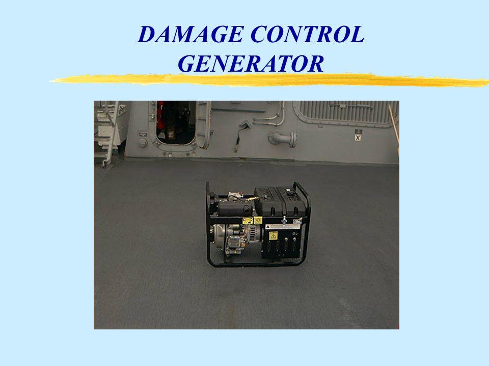 DAMAGE CONTROL GENERATOR