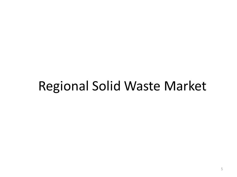 Regional Solid Waste Market 5
