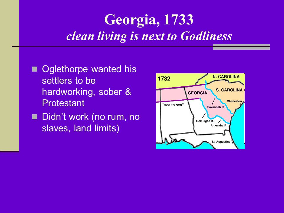 The Great Awakening, 1720s – 1760s Religious revival George Whitefield & Jonathan Edwards (ministers) Caused by a general spiritual dryness Looked like: an emotional fervor, tent revivals, traveling preachers