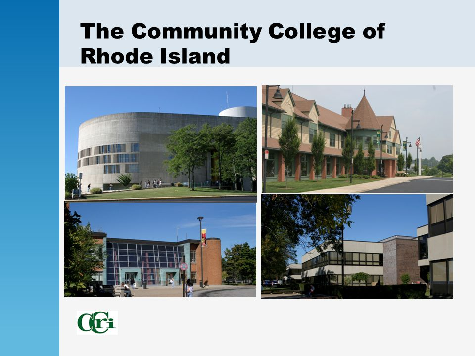 The Community College of Rhode Island