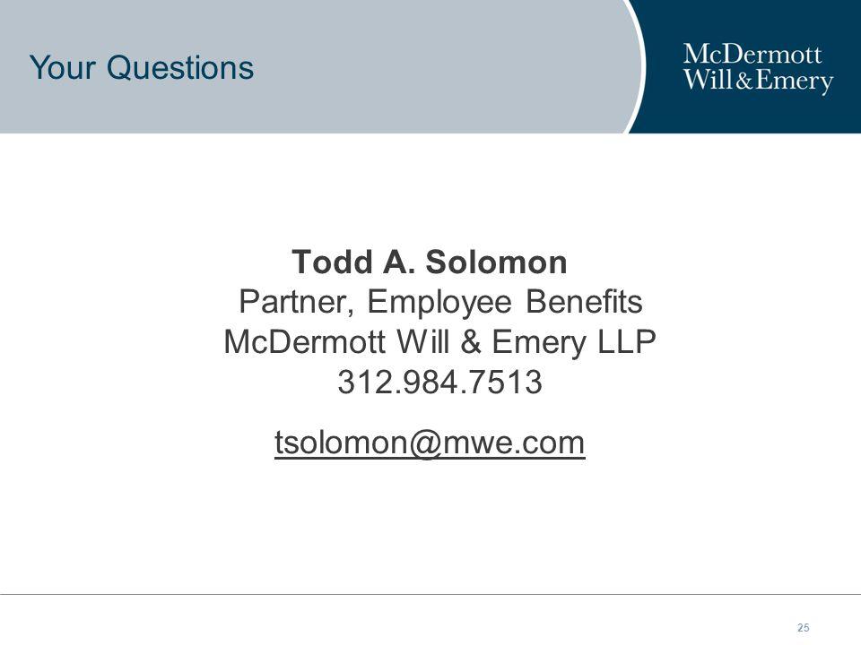 25 Todd A.
