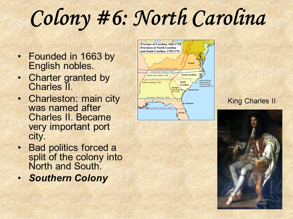 Colony #5: Connecticut Also founded in 1636 by a clergyman by then name of Thomas Hooker. He led a group of people from Rhode Island to start their ow