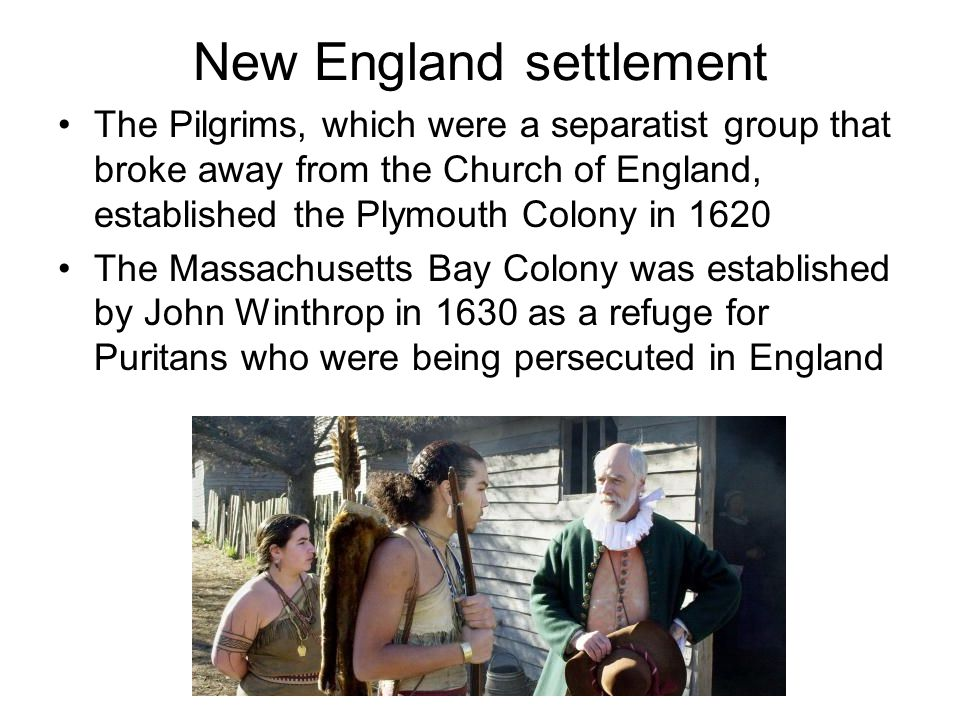 Massachusetts Bay Colony Laws were passed requiring everyone to attend the Puritan church The government collected taxes used to support the established Puritan church The Puritan Church was intolerant of other religions Settlers could be charged with heresy and banished from the colony if they spoke out against the church