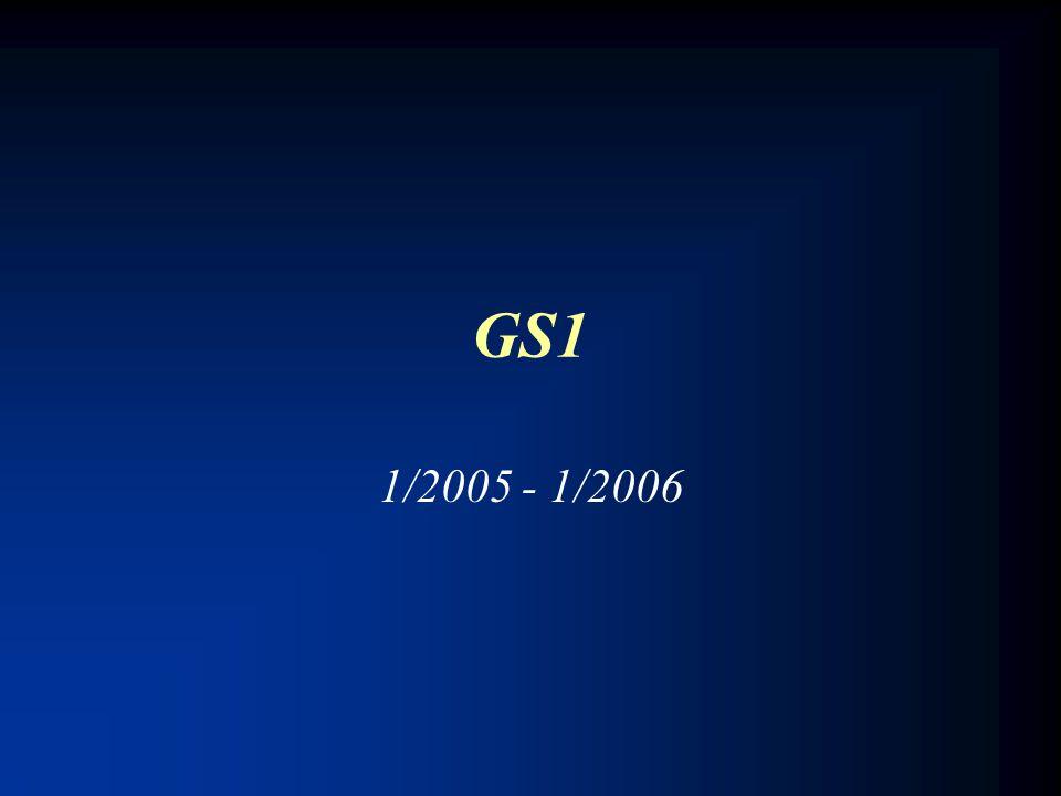 GS1 1/2005 - 1/2006