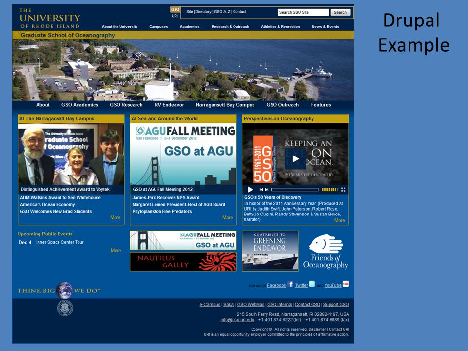 Drupal Example
