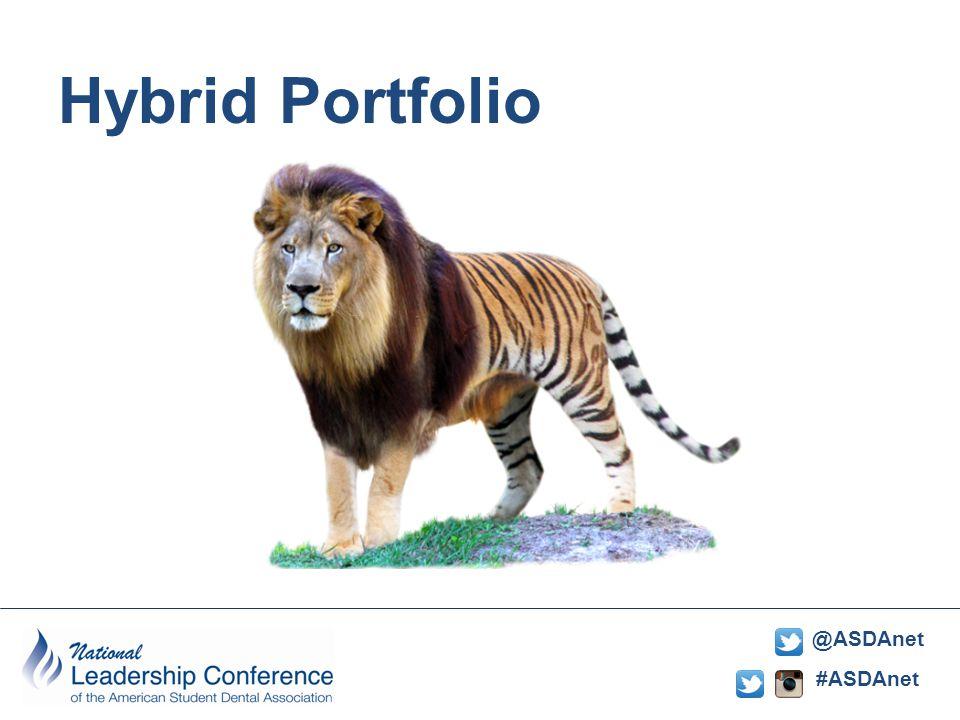 #ASDAnet @ASDAnet Hybrid Portfolio