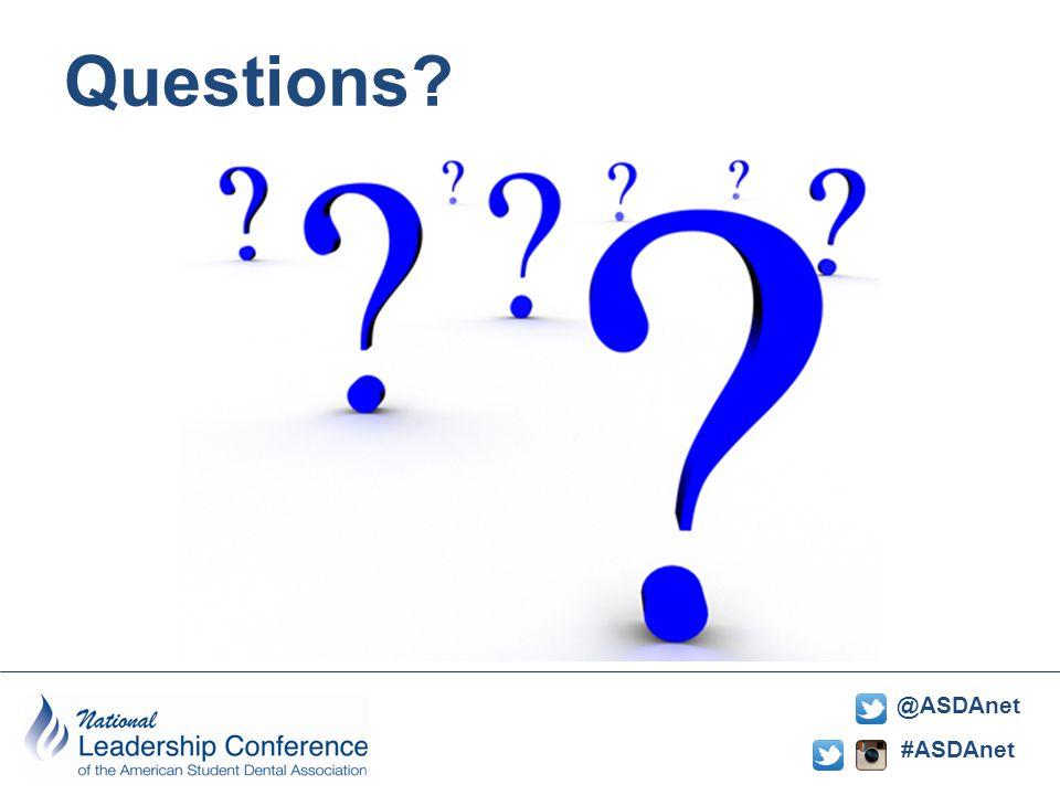 #ASDAnet @ASDAnet Questions