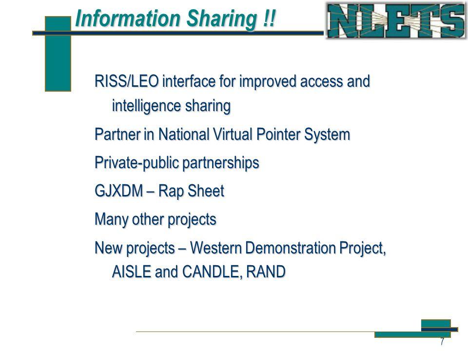 7 Information Sharing !.