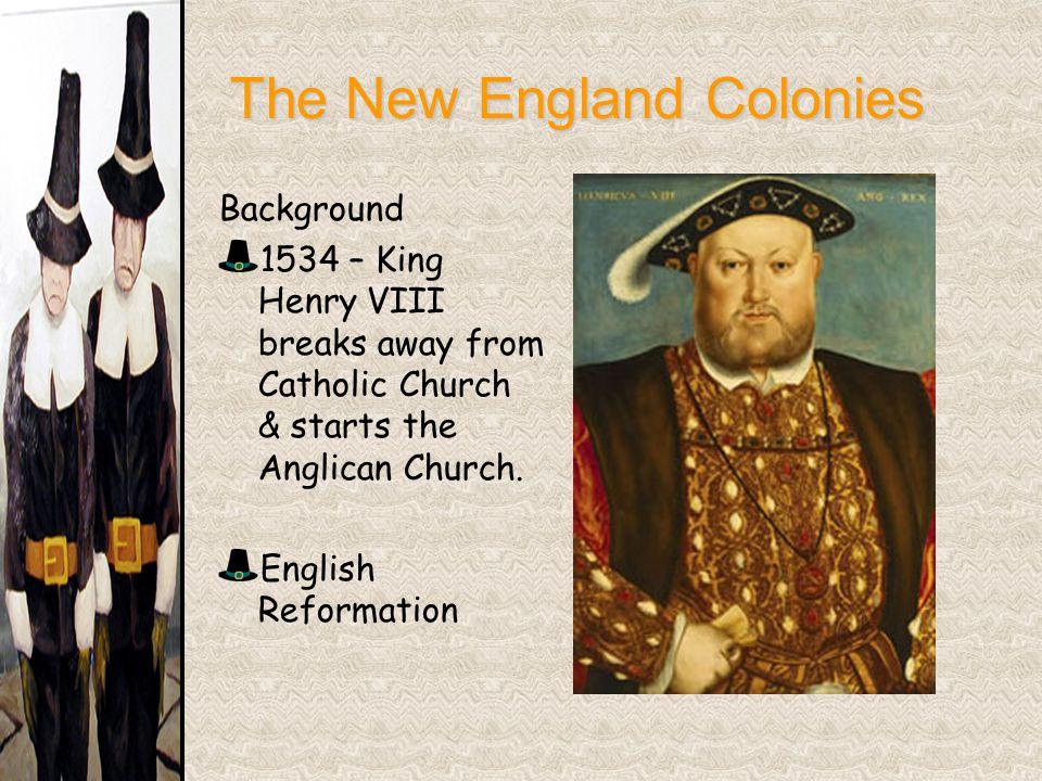 Massachusetts Bay Colony Massachusetts Bay Colony 1629 Puritans obtain royal charter to form the MA Bay Co.