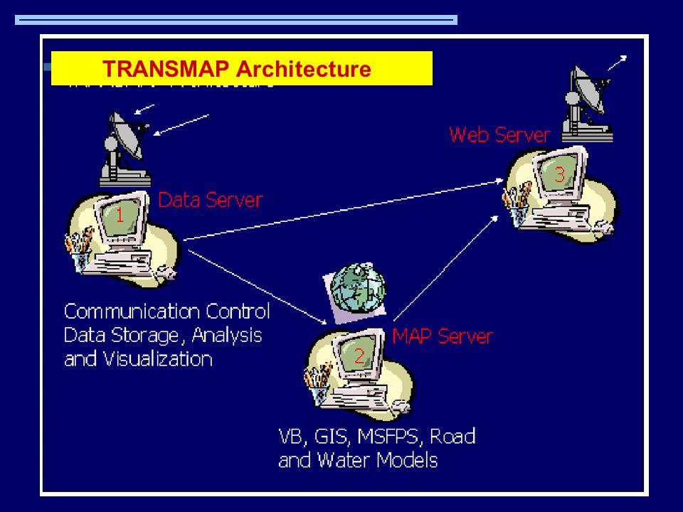 TRANSMAP Architecture