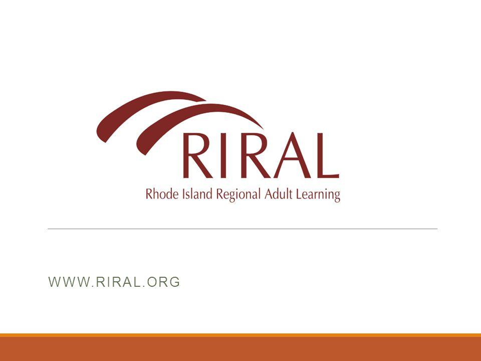 WWW.RIRAL.ORG