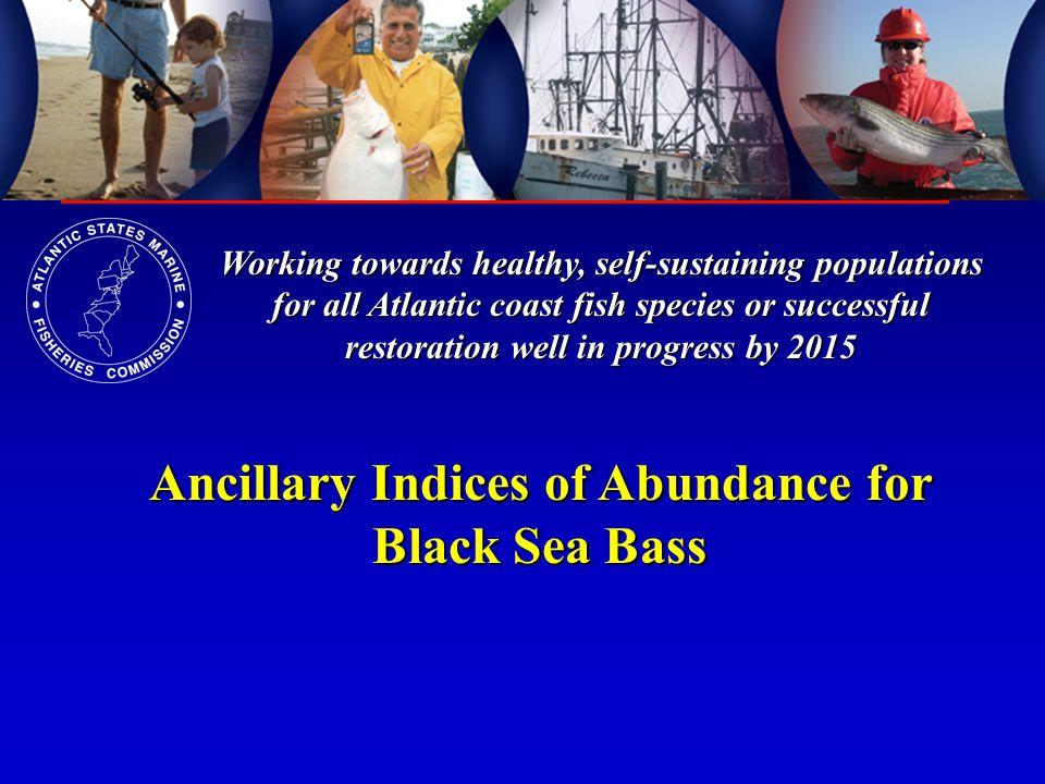 NEAMAP Trawl Survey Data distributionData distribution
