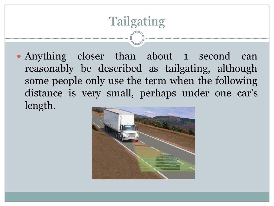 Vehicle Headway Management on Rhode Island Highways Safe Distance 2 BARS!!.