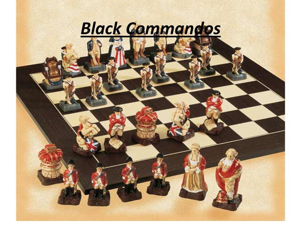 Black Commandos