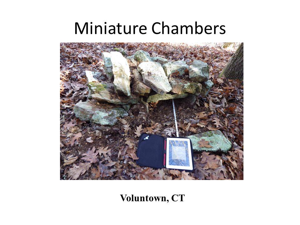 Miniature Chambers Voluntown, CT