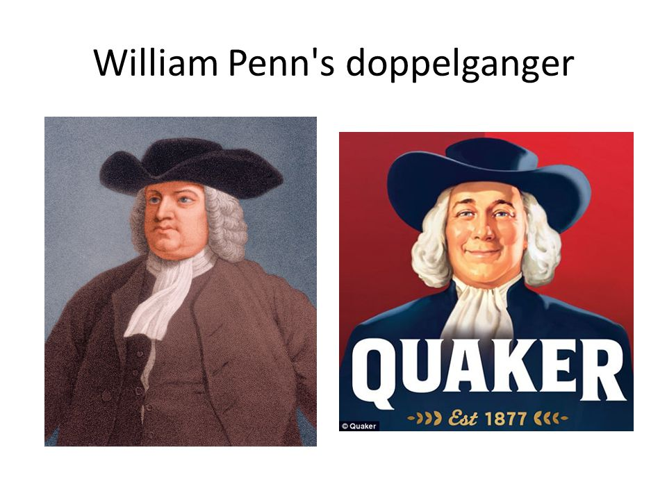 William Penn s doppelganger