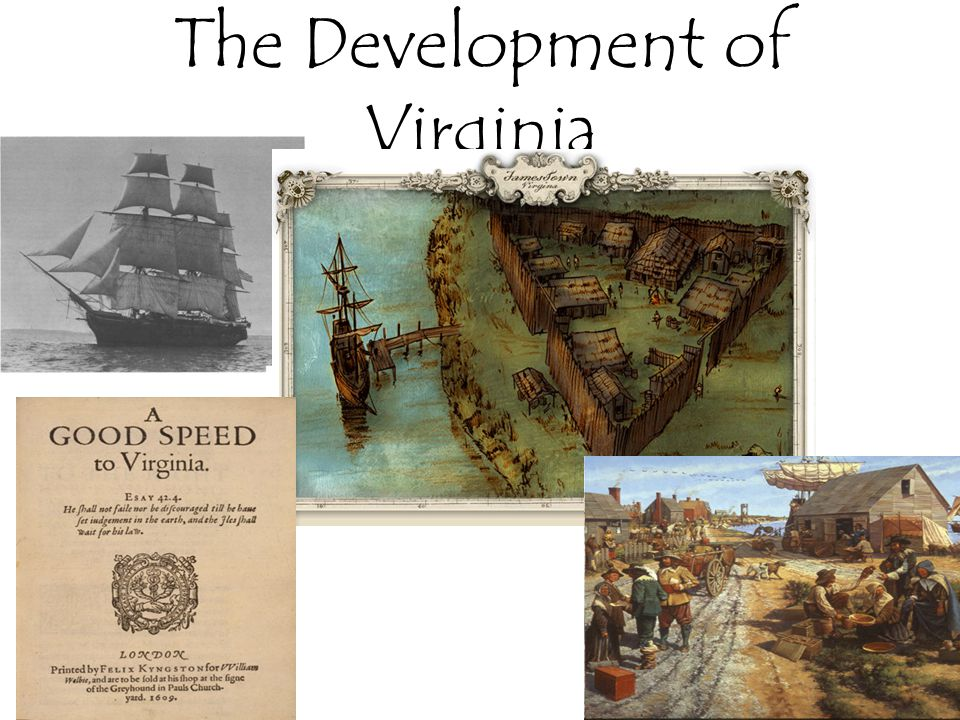 Virginia Company Seal of the Virginia Company An English business that financed the ships full of single men looking to make money; founded Jamestown and founded the colony of Virginia Discovery of a new type of Tobacco [John Rolfe] saved Jamestown and Virginia and made profitable and popular – more English settlers were attracted to colony – population boom