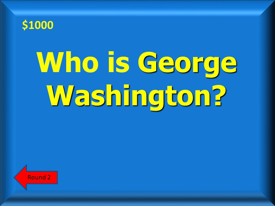 $1000 Scoreboard Answer This officer began the French and Indian War in 1754 with his attack on Ft.