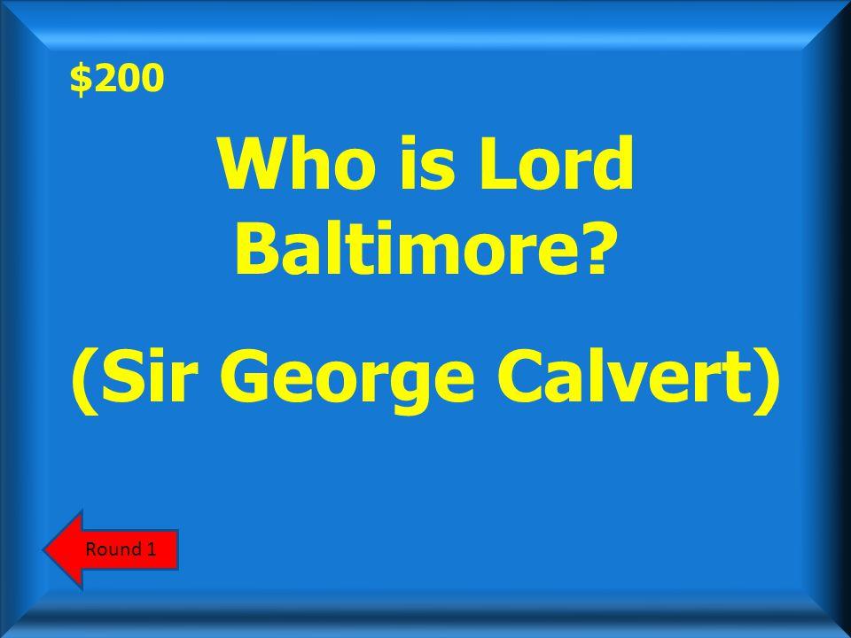 $1000 Round 2 George Washington? Who is George Washington?