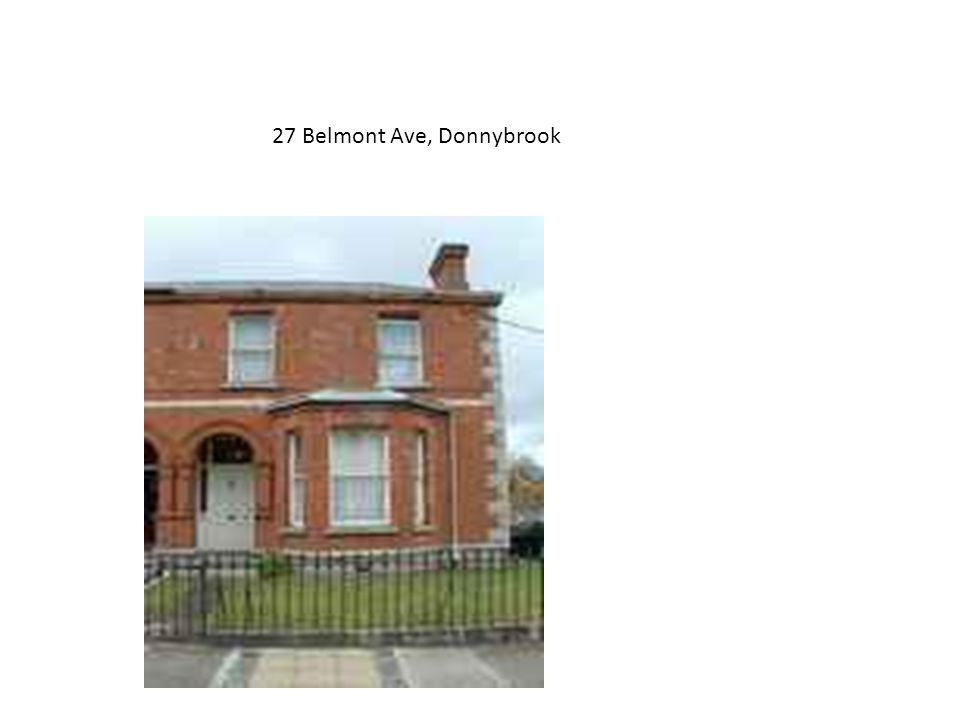 27 Belmont Ave, Donnybrook Apr 05 Guide 700,000 Sold 1.36 m, 4 bidders 94% over guide price