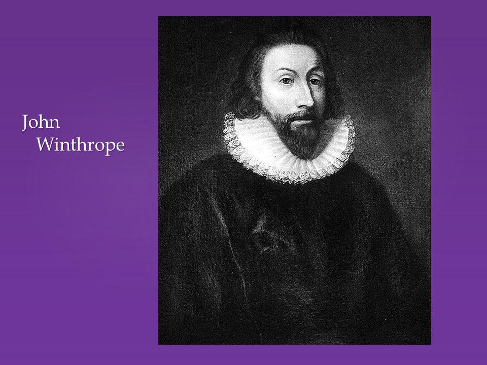John Winthrope