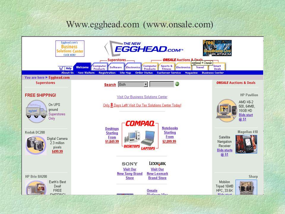 Www.egghead.com (www.onsale.com)