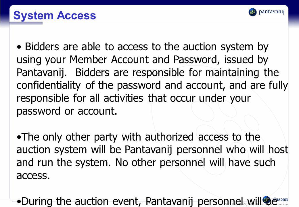 © 2007 Pantavanij Co., Ltd.