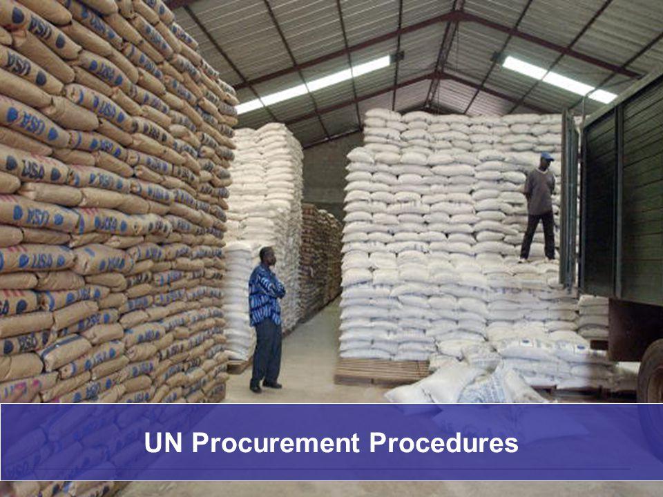 1 25-04-2015 UN Procurement Procedures