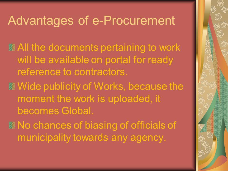 Maximum participation of agencies.