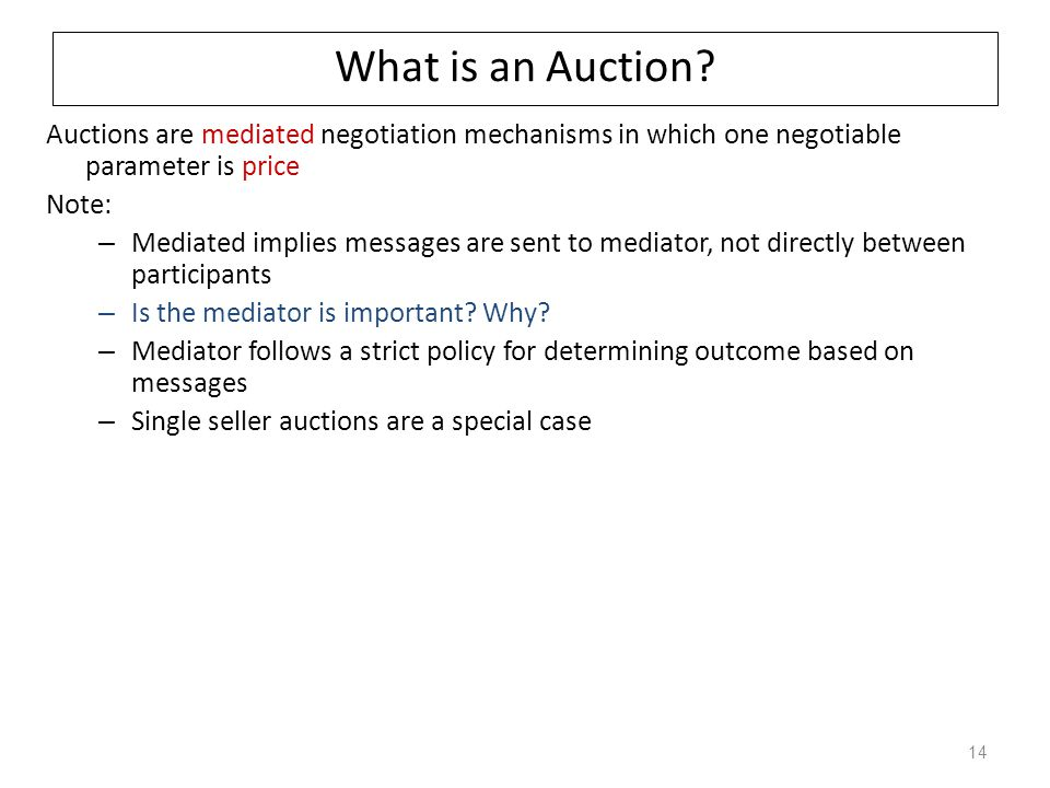 A reserve price auction operates in the same manner as a straight auction, with bidders trying to outbid each other for the item.