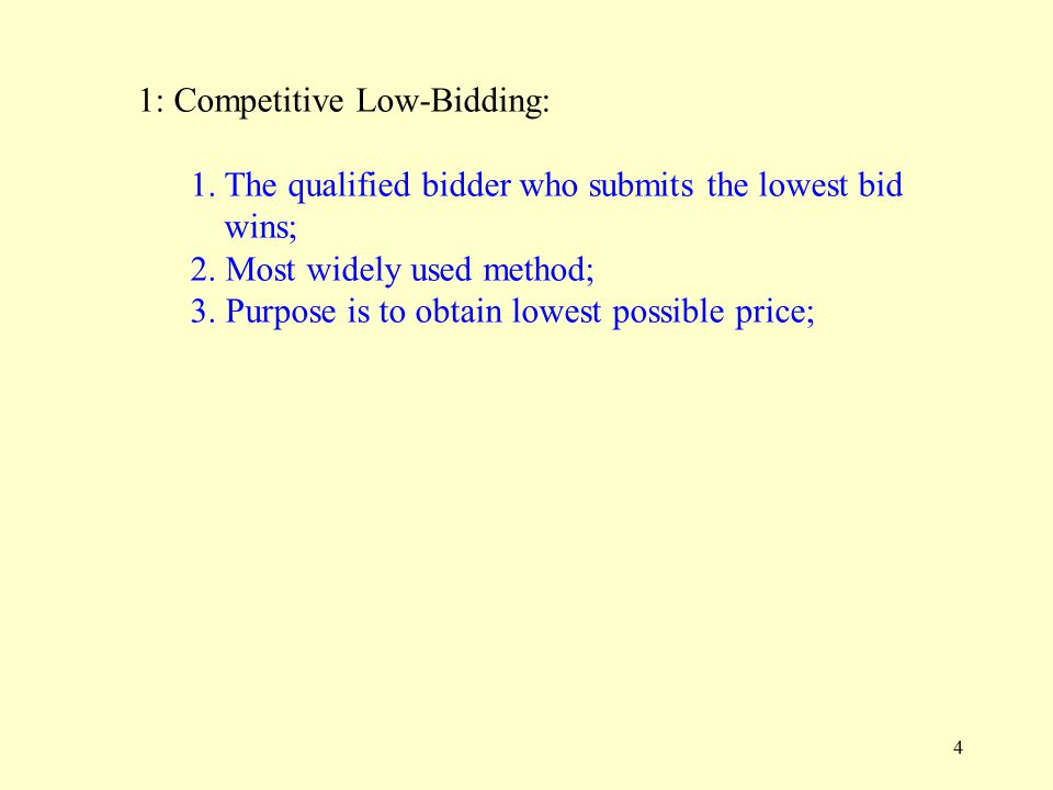 15 Assume multiple competitors, equally likely to bid between $55M (giving $0 profit) and $65M (giving $10M profit).