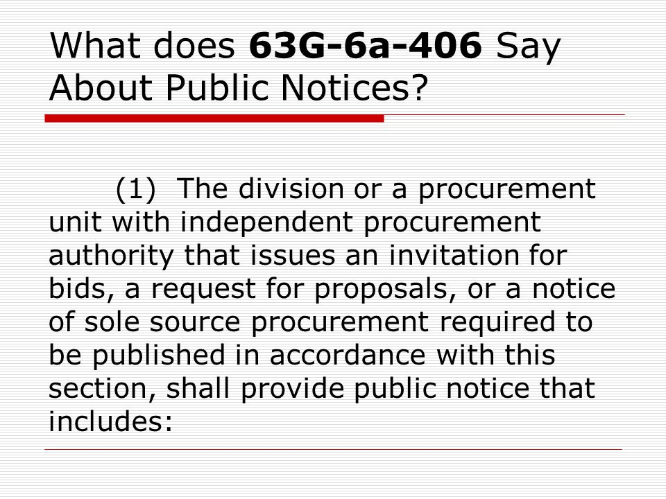 (c) state that: (i) the first stage is for prequalification only; (ii) a bidder may not submit any pricing information in the first stage of the process; and (iii) bids in the second stage will only be accepted from a person who prequalifies in the first stage.