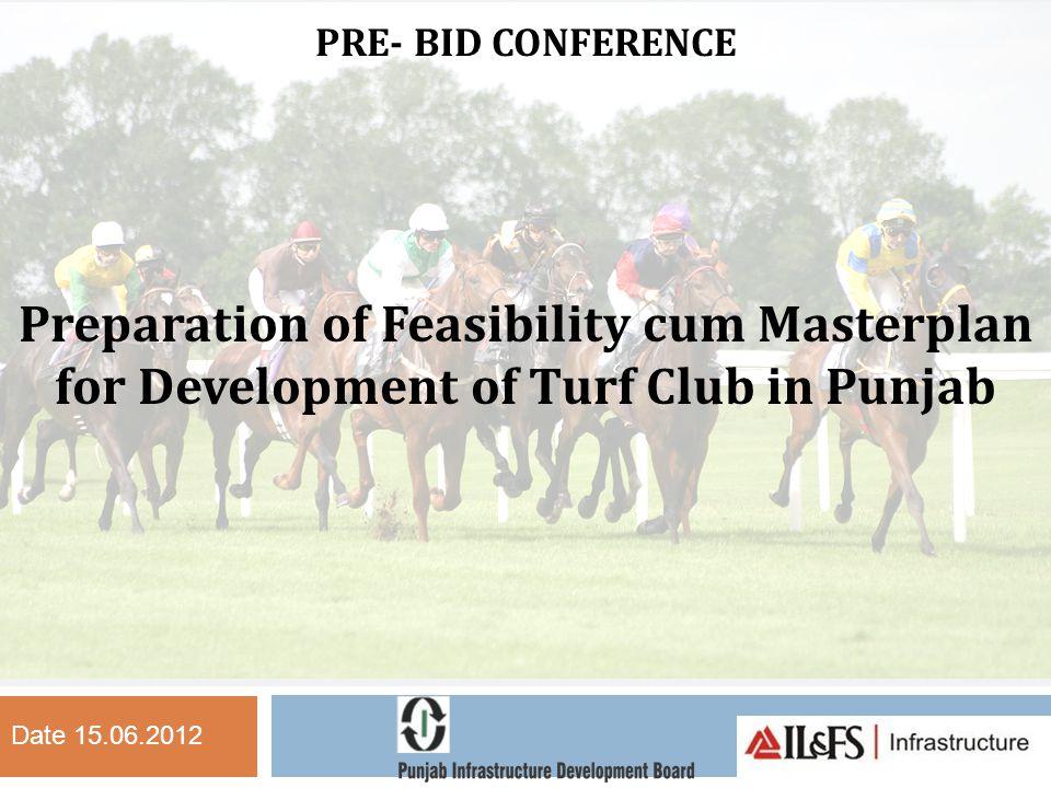 Sites In Punjab- Ladhowal and Mattewara Pre Bid Conference Ladhowal Mattewara Ludhiana
