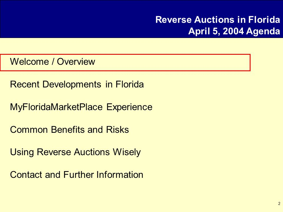 23 Using Reverse Auctions Wisely Hidden Costs When to measure (when auction closes vs.