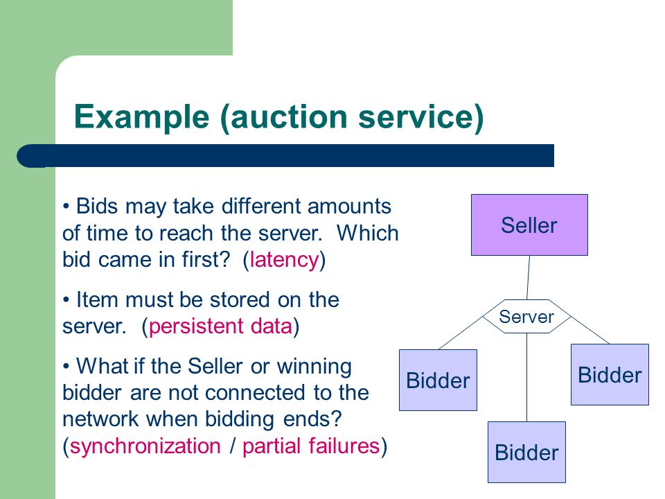 Solution - Middleware Process A Process C Process B Middleware The middleware facilitates communication between the different processes.
