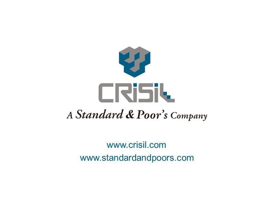 15. www.crisil.com www.standardandpoors.com