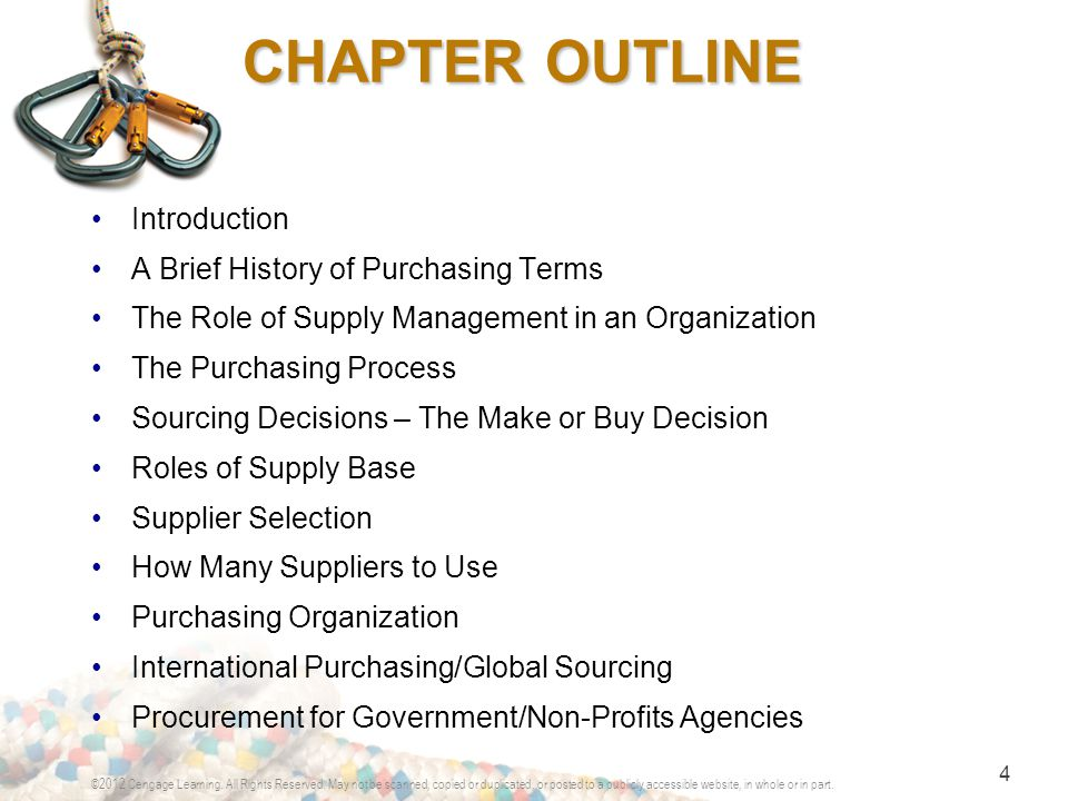 Purchasing – Obtaining merchandise, capital equipment; raw materials, services, or maintenance, repair, and operating (MRO) supplies in exchange for money or its equivalent Merchants – Wholesalers and retailers who purchase for resale Industrial Buyers – Purchase raw materials for conversion, services, capital equipment, & MRO supplies A Brief History of Purchasing Terms