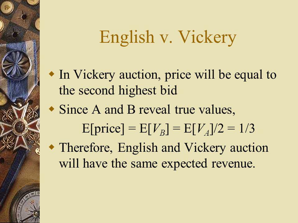 English v.