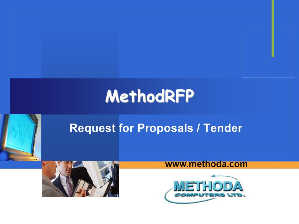 Methoda Computers Ltd 2 RFP - Who needs it.