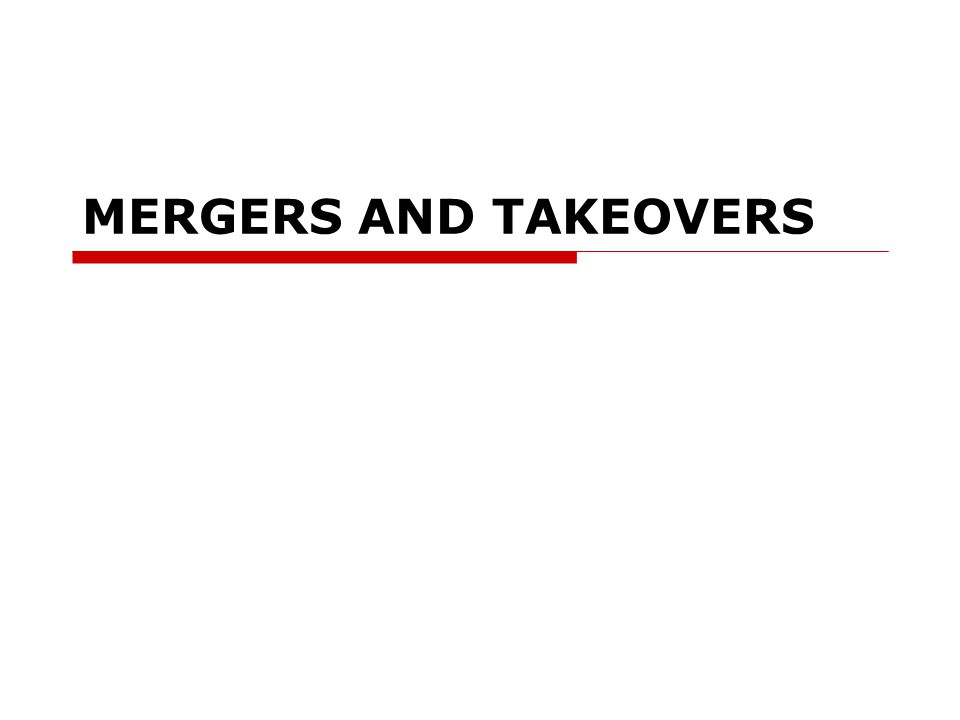 Key:merger, black knight, white knight, gray (grey) knight, takeover (acquisition), poison pill 1.Basically, when two companies become one.
