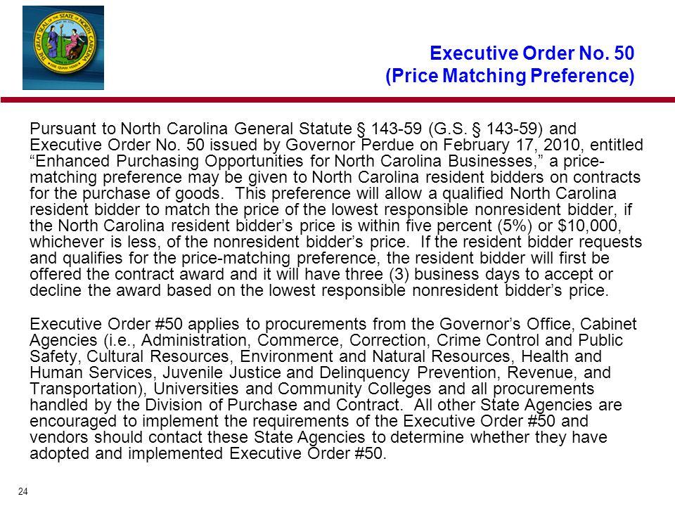 24 Executive Order No.