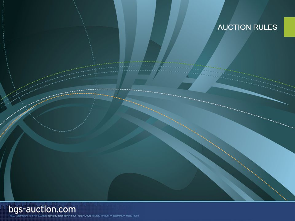 56 AUCTION RULES