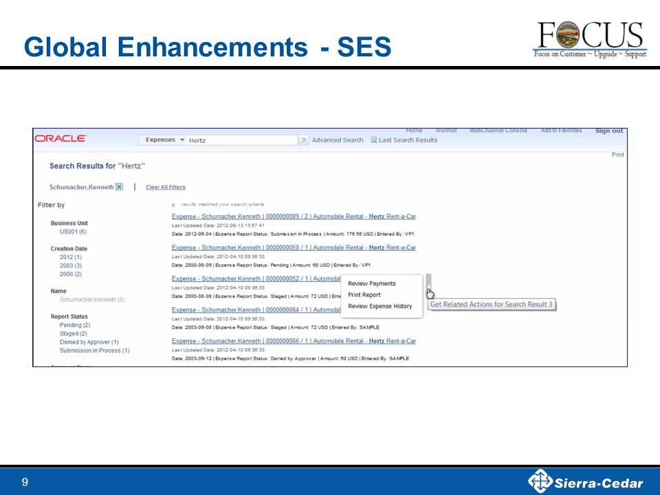 20 Business Processes – View All Attachments