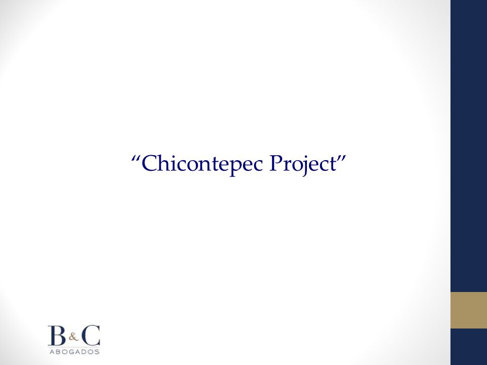 Chicontepec Project