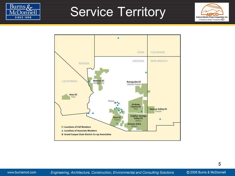 Service Territory 5