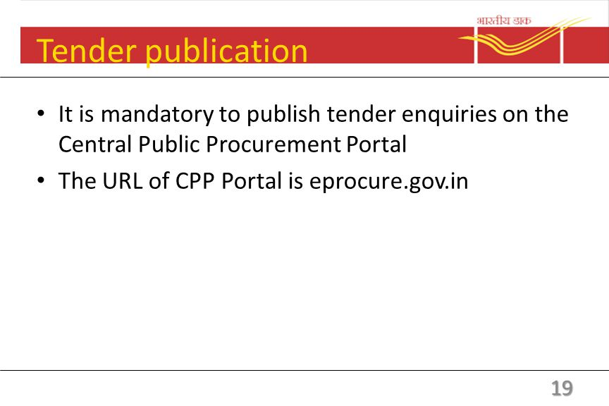 Outsourcing of services For estimated value of the work or service upto Rs.10 lakhs or less limited tender enquiry may be issued. The no. of contracto