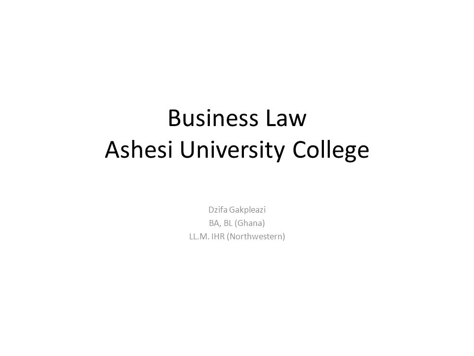 Contracts Law For today's class: What a contract is, Essentials of a contract – Offer – Acceptance – Consideration – Intention to create legal relations – Capacity
