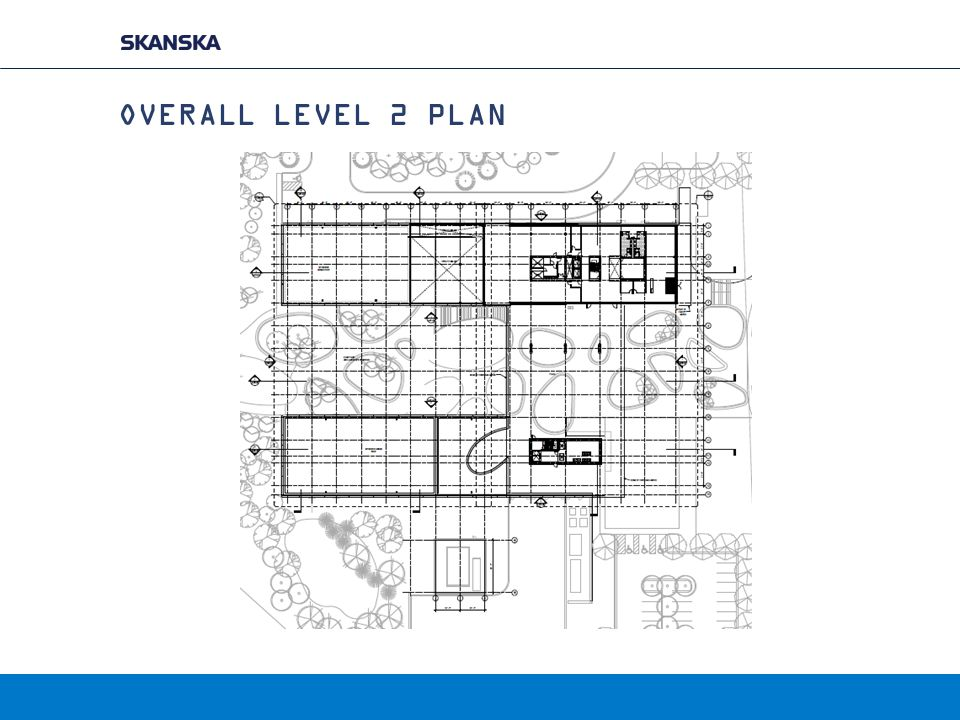 OVERALL LEVEL 2 PLAN
