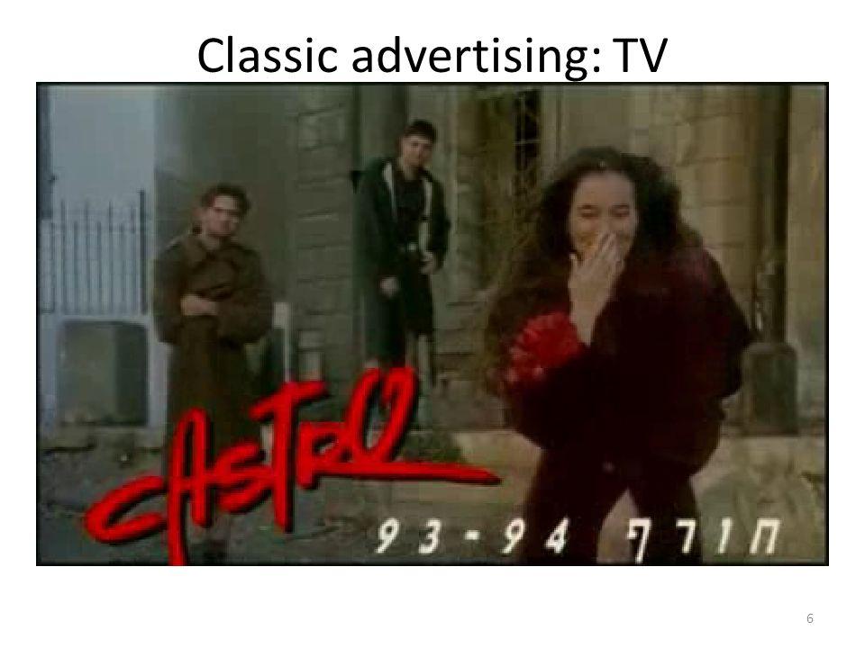 Classic advertising: TV 6