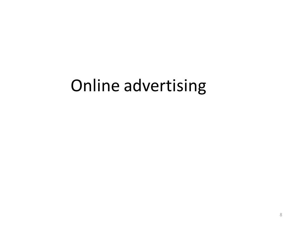 Online advertising 8